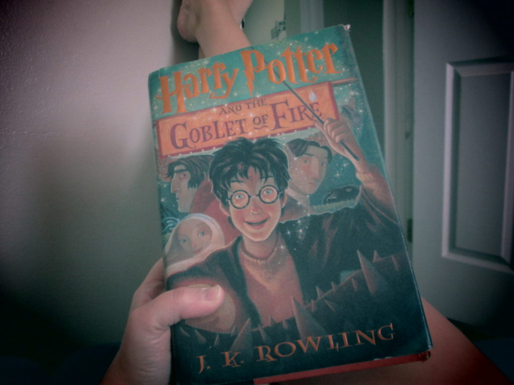 A Christian Author's Perspective on Harry Potter